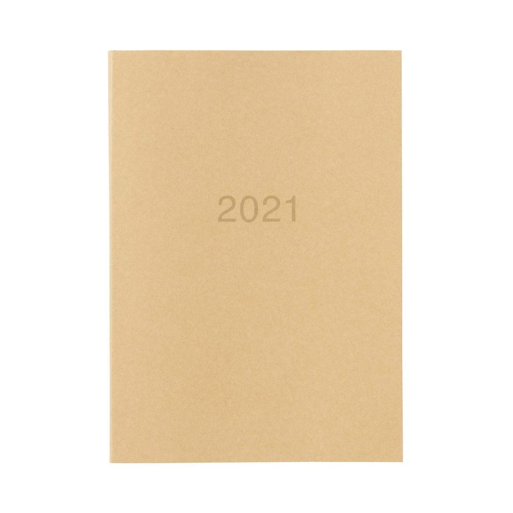 2021 無印 手帳
